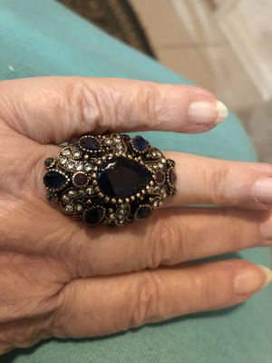Stunning Cocktail ring for Sale in Rockville, MD