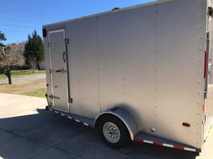 12ft cheap enclosed trailer for Sale in Houston, TX