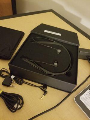 Sony Wl-1000X/B Wireless Noise Canceling Headphones for Sale in Ypsilanti, MI