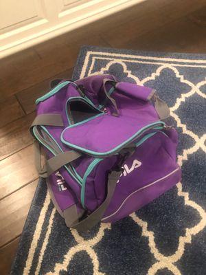 Fila duffle bag for Sale in Rancho Cucamonga, CA