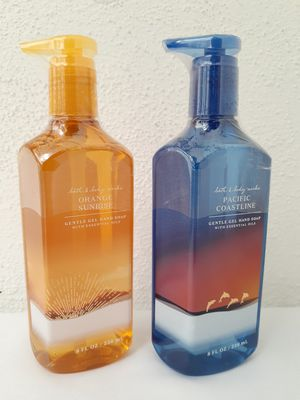 BATH & BODY WORKS GEL HAND WASH SOAP for Sale in Los Angeles, CA