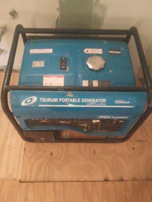 Sealing Tsurumi Commercial Tpg4-4500 hdx Generator for Sale in Detroit, MI