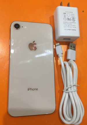 iPhone 8 64gb UNLOCKED with 6 months warranty for Sale in Boston, MA
