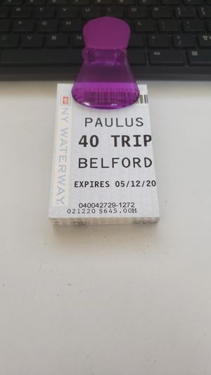 Belford Ferry tickets for sale for Sale in Tinton Falls, NJ