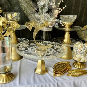 """""""CRYSTAL AND GOLD"""" Party Wear. for Sale in New Port Richey, FL"""