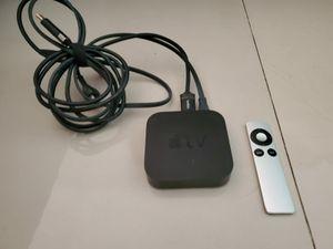 Apple Tv with HDMI cable & Remote 3rd Gen.🍎 for Sale in Miami Gardens, FL