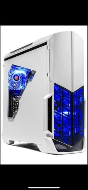 Gaming computer and accessories for Sale in Phoenix, AZ
