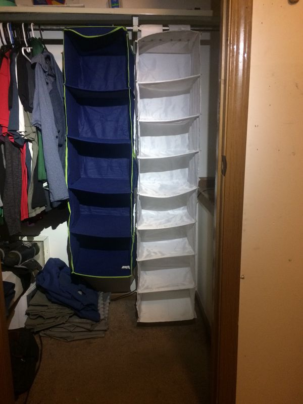 Multiple Closet Organizers - $10/each or 3 for $20