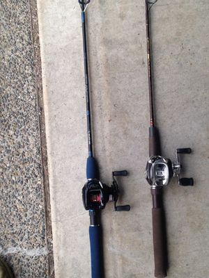 Fishing poles for Sale in Sumner, WA