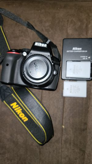 Nikon D5300 Body Only for Sale in Reno, NV