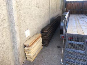 2x6 wood for Sale in Phoenix, AZ