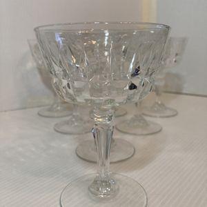 Vintage Crystal Stemware for Sale in Pike Road, AL