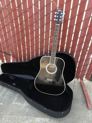 Electric acoustic fender guitar full size for Sale in Livermore, CA