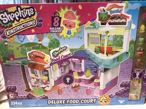 Brand New Shopkins Deluxe Food Court for Sale in San Jose, CA
