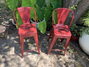 bar chairs for Sale in Lancaster, TX