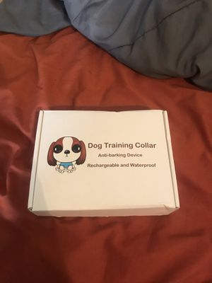 Dog training collar for Sale in Mesquite, TX