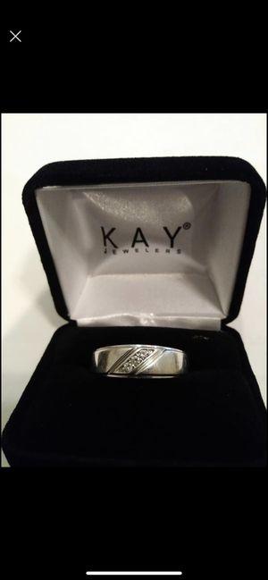 Men wedding ring for Sale in Benton, AR