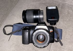 Canon EOS Rebel 35mm Camera Kit for Sale in Lake Angelus, MI