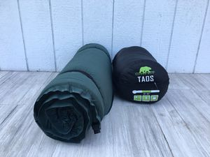 "3"" self inflating sleeping mat and 25 degrees sleeping bag for Sale in San Diego, CA"