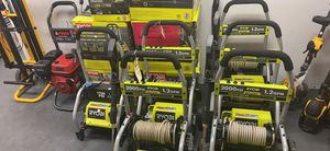 Ryobi Electric 2000 psi Pressure Washer for Sale in Corona, CA