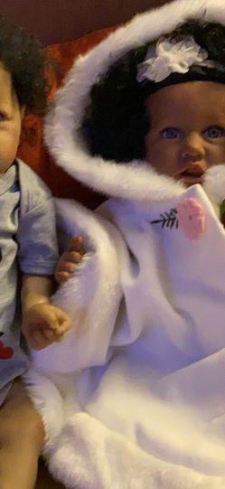 Look Alike SASKIA Dolls135.00 Each for Sale in Brockton,  MA