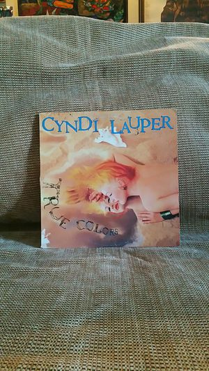 "Cyndi Lauper ""True Colors."" for Sale in San Diego, CA"