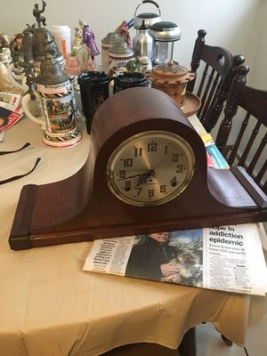 Vintage rare antique clock for Sale in Lowell, MA