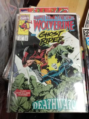 Wolverine / Ghost Rider #67 for Sale in Richmond, CA