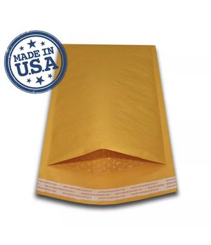 BUBBLE PADDED MAILERS SHIPPING SELF SEAL ENVELOPES for Sale in Escondido, CA