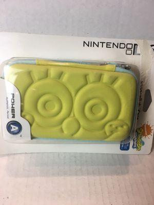 Sponge Bob Square Pants Nintendo DS Case for Sale in Santa Ana, CA