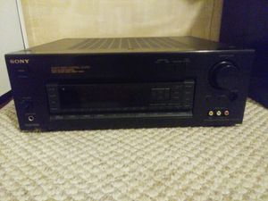 Sony Home Theatre Receiver for Sale in West Deptford, NJ