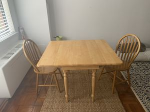 Breakfast table/kitchen table for Sale in Washington, DC