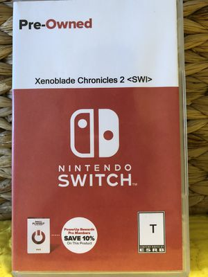Xenoblade Switch Game for Sale in Tucson, AZ