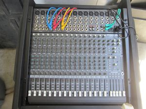 Mackie 1604 VLZ PRO Audio mixer mixing for Sale in Los Angeles, CA
