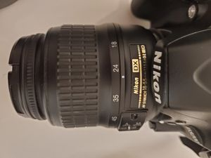 Nikon D3200. Dslr Camera. for Sale in Jersey City, NJ