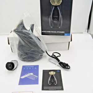 Sky Nano Ionic Facial Steamer for Skin Renewal Blackhead Extractor for Sale in West Palm Beach, FL