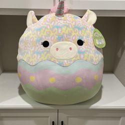 """Bexley 20"""" Easter Unicorn Squishmallow for Sale in Stockton,  CA"""
