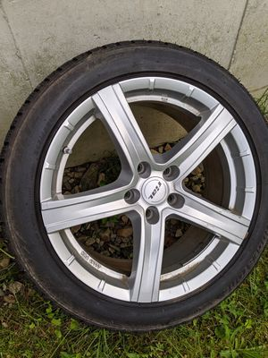 Rial rims with Blizzak Winter tires F80 M3 for Sale in Georgetown, MA