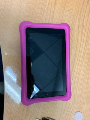 Pink amazon fire kids tablet for Sale in Miami, FL