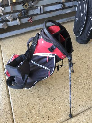NEW RJ GOLF STAND BAG WITH BACKPACK STRAPS for Sale in Phoenix, AZ