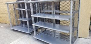 Store or commercial Metal Racks Shelves for Sale in San Diego, CA