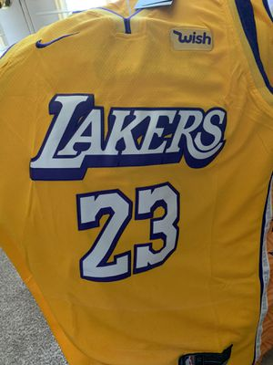 Nike lebron James jersey for Sale in Florissant, MO