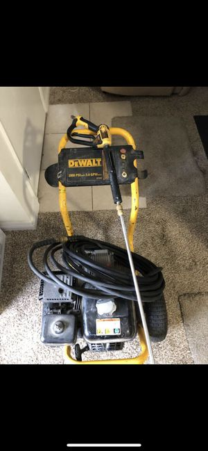 Pressure washer for Sale in San Marcos, CA