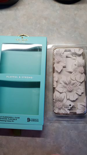 Kate Spade cover for a Samsung S9+ for Sale in Wichita, KS