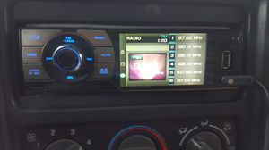 Power Acoustik PD 3 44 car radio 3.4 screen DVD player and CD for Sale in Chicago, IL
