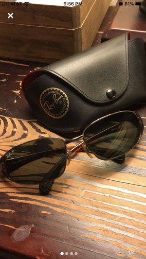 Ray ban polarized authentic sunglasses for Sale in Dana Point, CA
