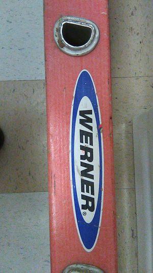 Werner 15 foot ladder for Sale in Fresno, CA
