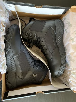 UA Stellar Boots - Men's 8 for Sale in Pittsburgh, PA