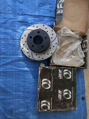 2000 Ford Explorer new front rotors for Sale in Phoenix, AZ