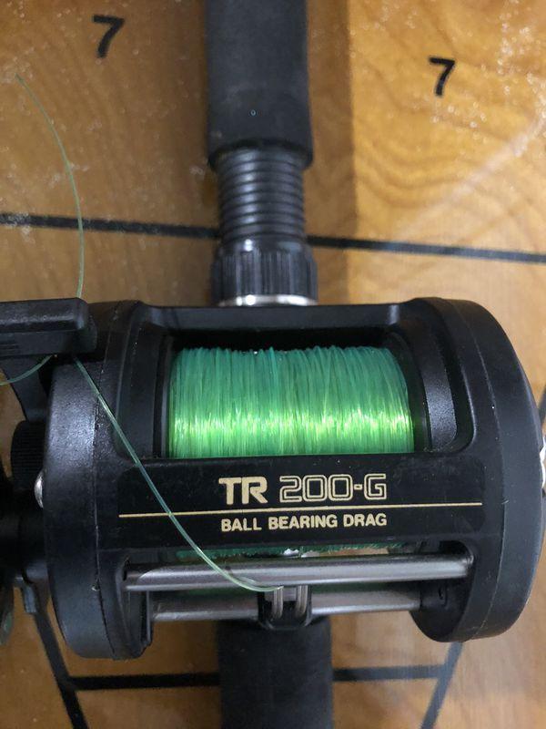 Shimano Fishing Combo